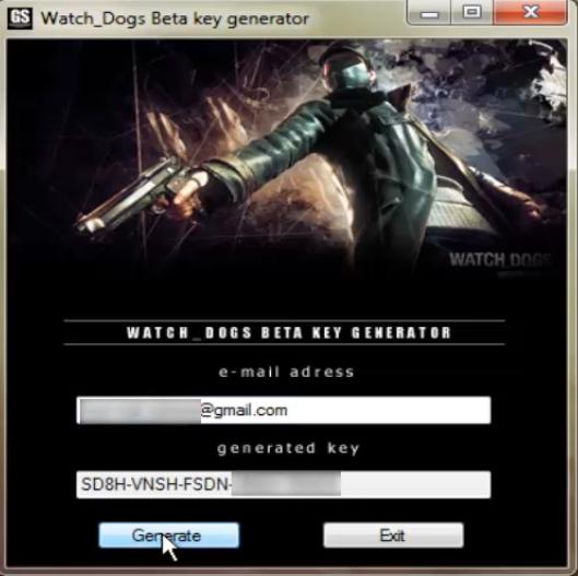 Watch Dogs  Ctos Access Key